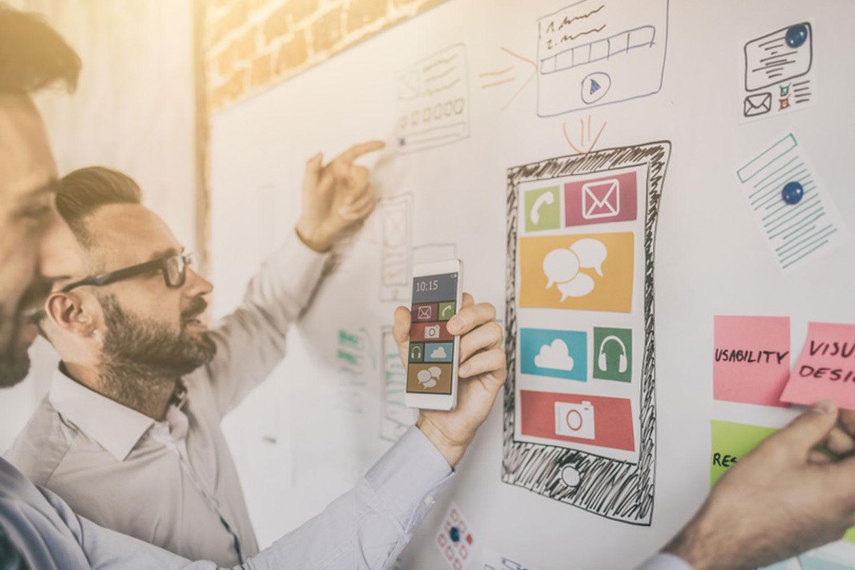 Mercaspin Desarrollo de aplicaciones moviles