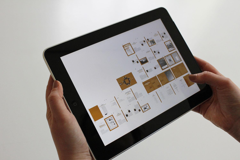 Mercaspin Desarrollo de aplicaciones tablet